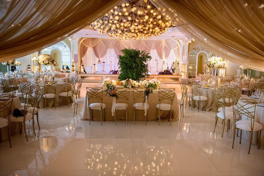 Lush Beverly Hills Hotel Wedding