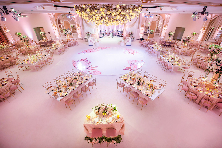 Pastel Beverly Hills Wedding Featured on Grace Ormonde1
