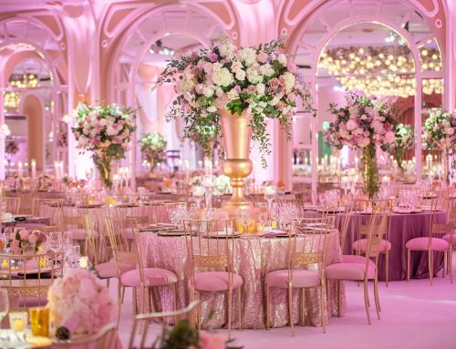 Pastel Beverly Hills Wedding Featured on Grace Ormonde