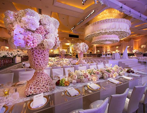 Romantic Pastel Beverly Wilshire Wedding Featured on Grace Ormonde