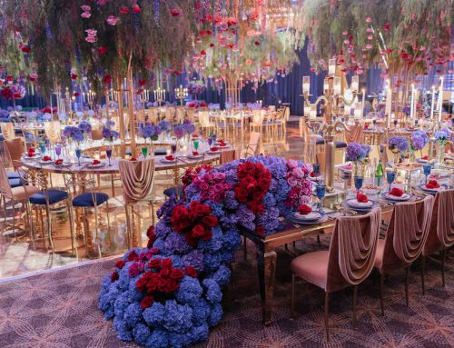 Sophisticated Floral Fairytale Featured on Strictly Weddings