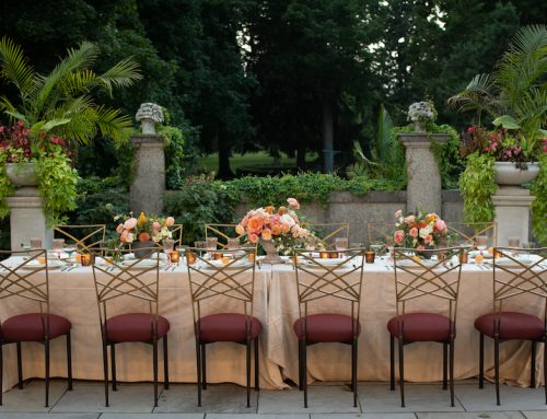 Romantic Garden-Inspired Wedding Featured on Inside Weddings