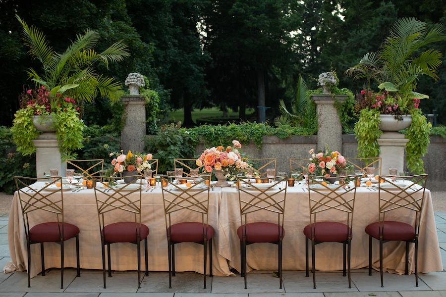 Cuneo Mansion Romantic Shoot