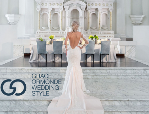 Modern Styled Shoot Featured on Grace Ormonde
