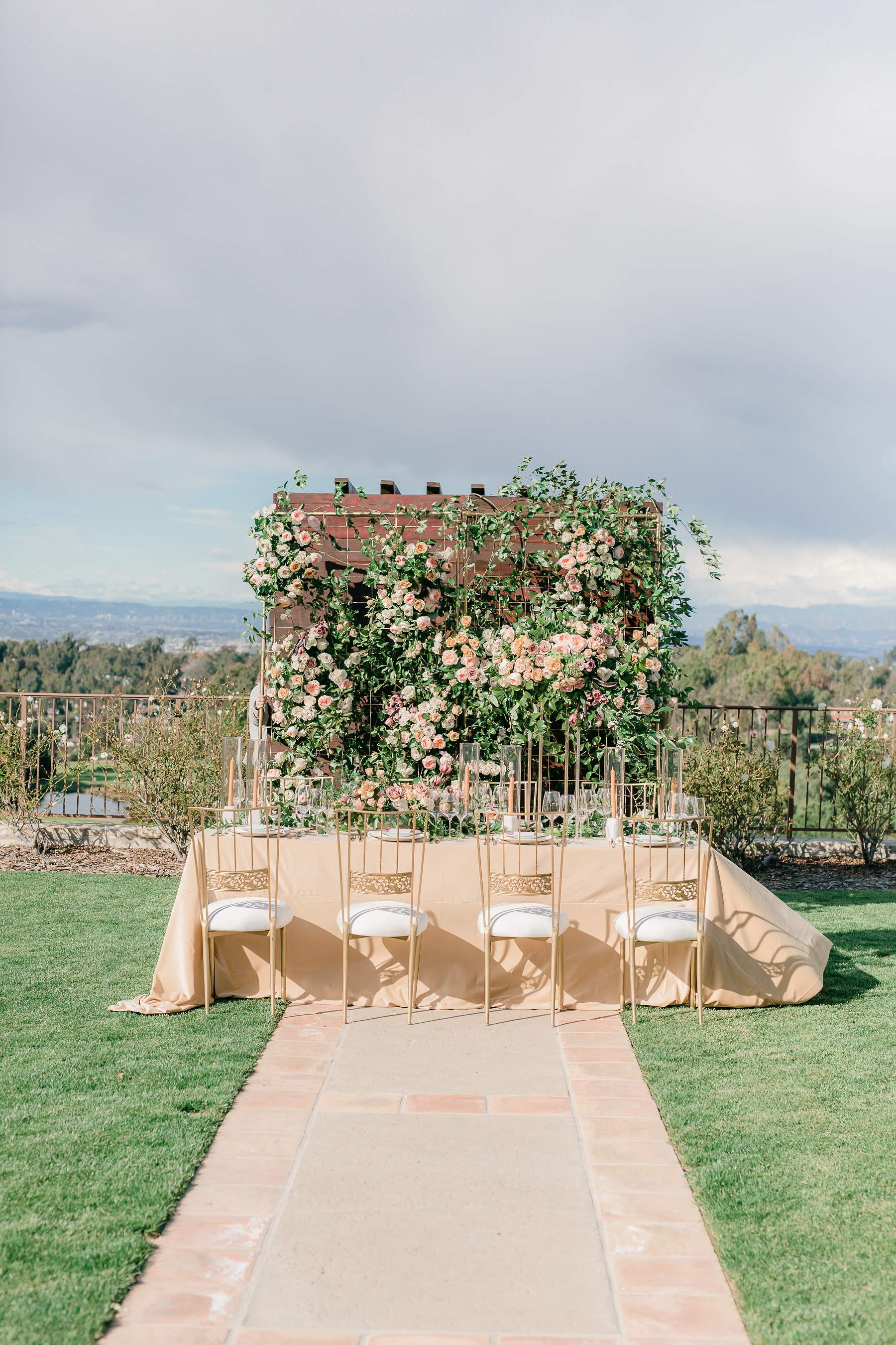 Chameleon Chair Collection Palos Verdes Styled Shoot