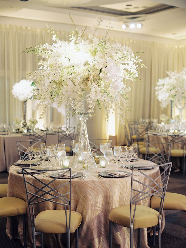 Glamorous DC Wedding Featured on ModWedding