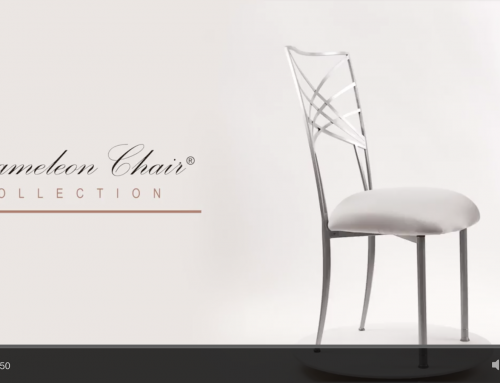 Chameleon Chair Collection Video