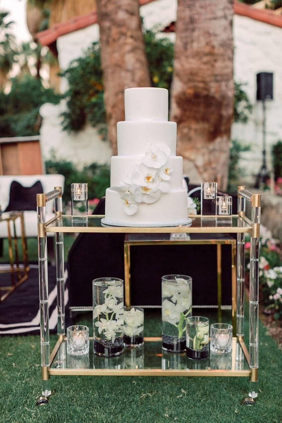 Chic Black-Tie Desert Wedding1
