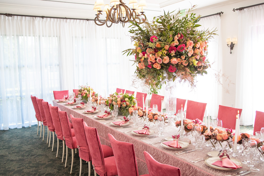 Beautiful Coral Baby Shower1