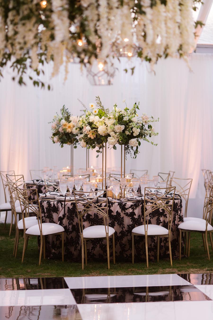 Glamorous Rancho Valencia Wedding Featured in Novelty Bride Magazine