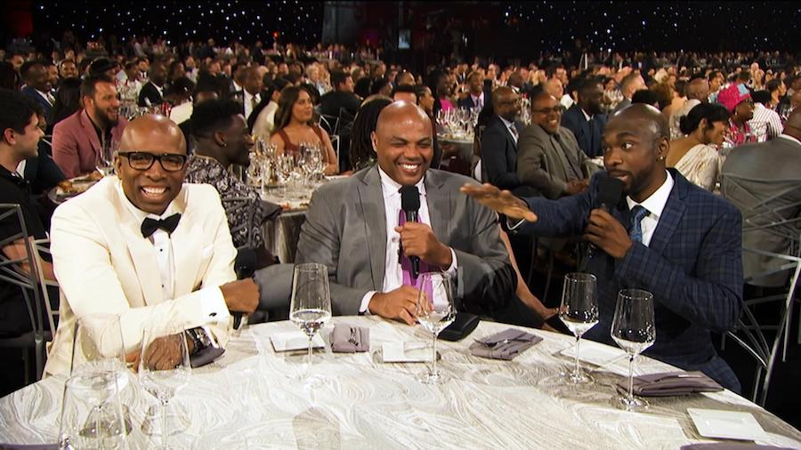 Chameleon Chairs Seat Basketball's Finest at NBA Awards 2019