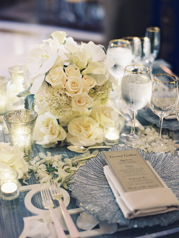 Glamorous DC Wedding Featured on ModWedding