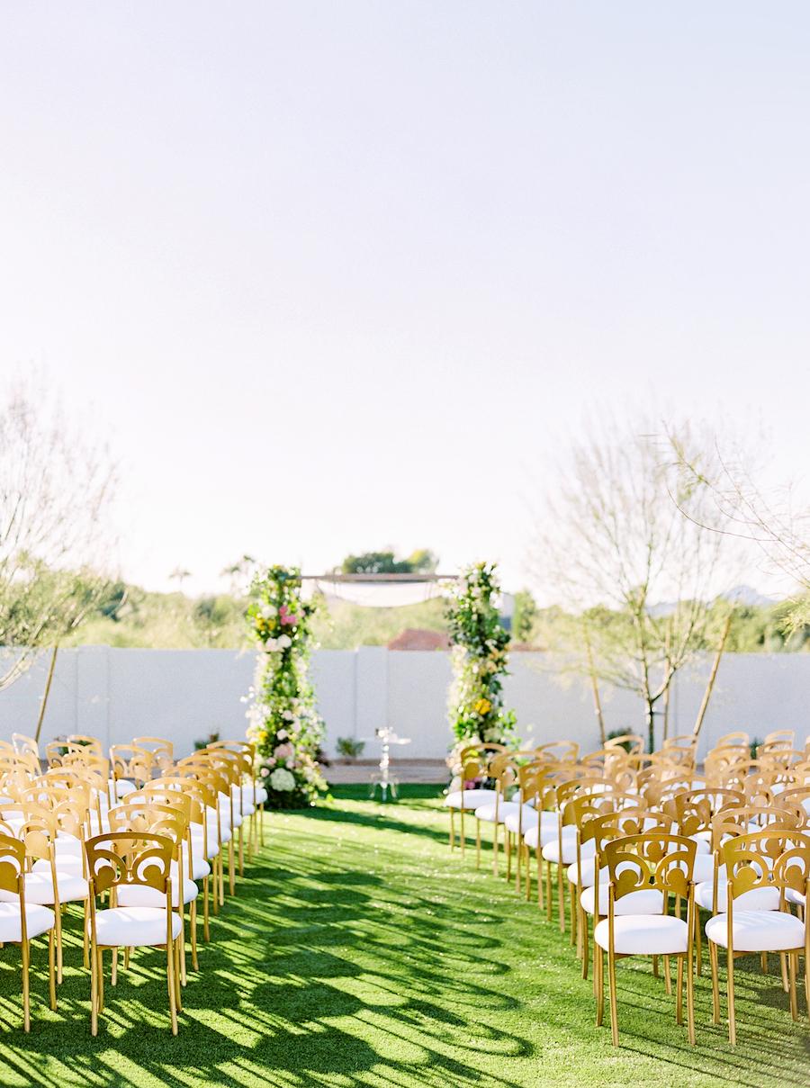 Andaz Scottsdale Resort Wedding1