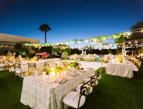 Andaz Scottsdale Resort Wedding