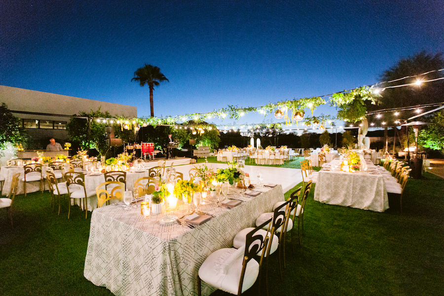 Andaz Scottsdale Resort Wedding1