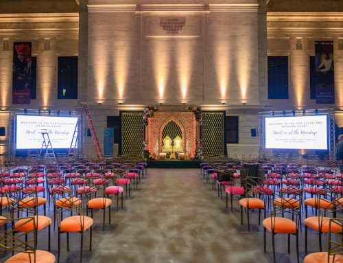 ILEA Colorful Cleveland Wedding Event