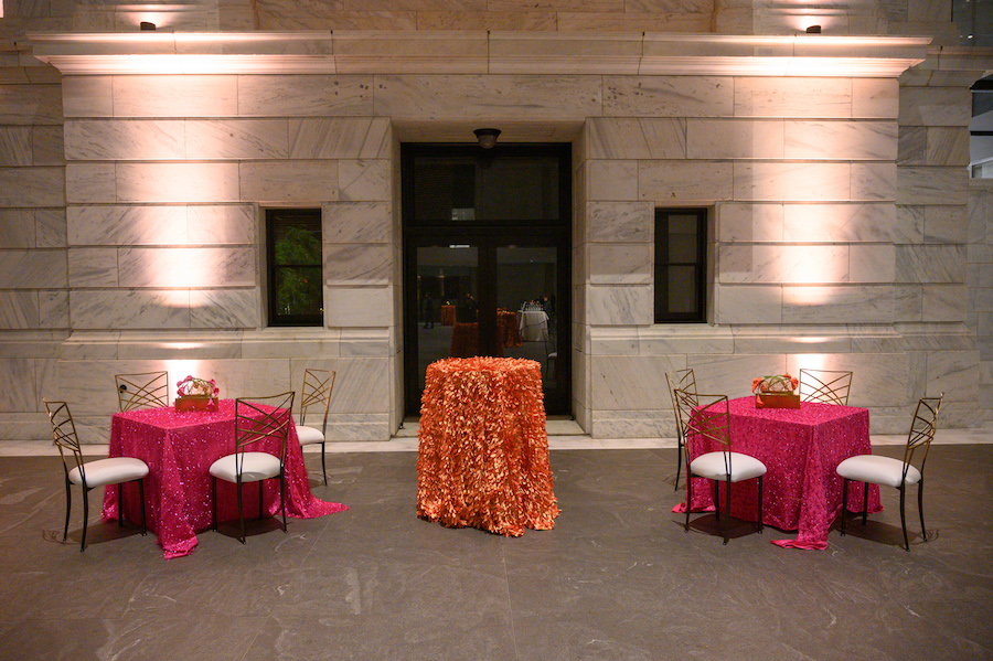 ILEA Colorful Cleveland Wedding Event1