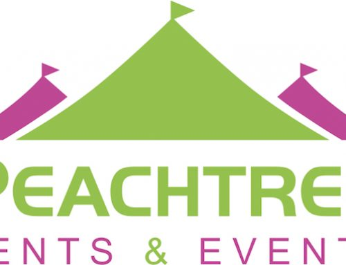 New Partnership with Peachtree Tents and Events
