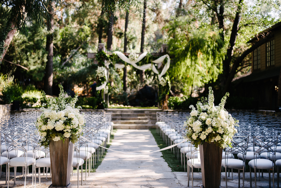 Vibrant Calamigos Ranch Malibu Wedding