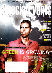 Special Events Magazine May 2007