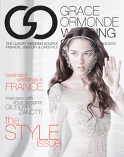 Grace Ormonde Wedding Style Spring/Summer 2012