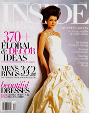 Inside Weddings Spring 2008