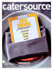 Catersource January 2013