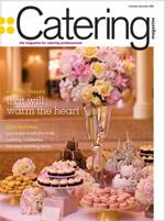 Catering Magazine November/December 2008
