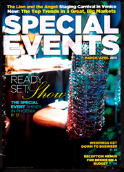 Special Events March/April 2011