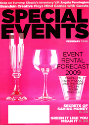 Special Events Magazine February 2009