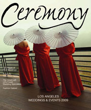 Ceremony LA Weddings & Events 2009