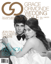 Grace Ormande Wedding Style Fall 2011