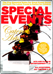 Special Events May/June 2013