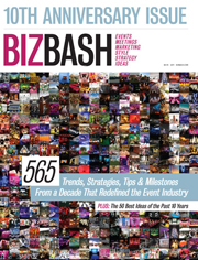 BizBash 10th Anniversary Issue
