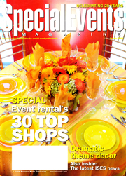 Special Events Magazine October 2006