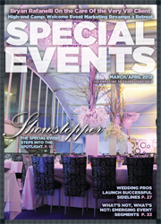 Special Events March/April 2012