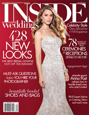 Inside Weddings Winter 2013