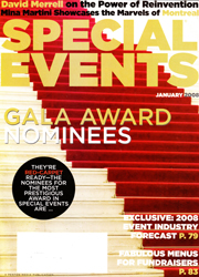 Special Events Magazine January 2008