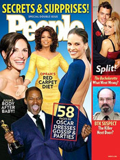 People Magazine March 2005