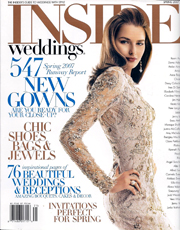 Inside Weddings Spring 2007