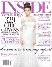 Inside Weddings Fall 2011