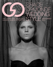 Grace Ormande Wedding Style Spring/Summer 2012