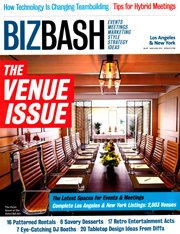 BizBash Los Angeles & New York May/June 2012