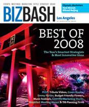 BizBash Magazine November/December 2008