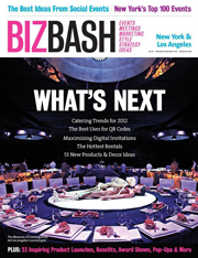 BizBash New York & Los Angeles January/February 2012