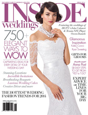 Inside Weddings Spring 2014