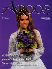 Aroos Magazine Fall 2013