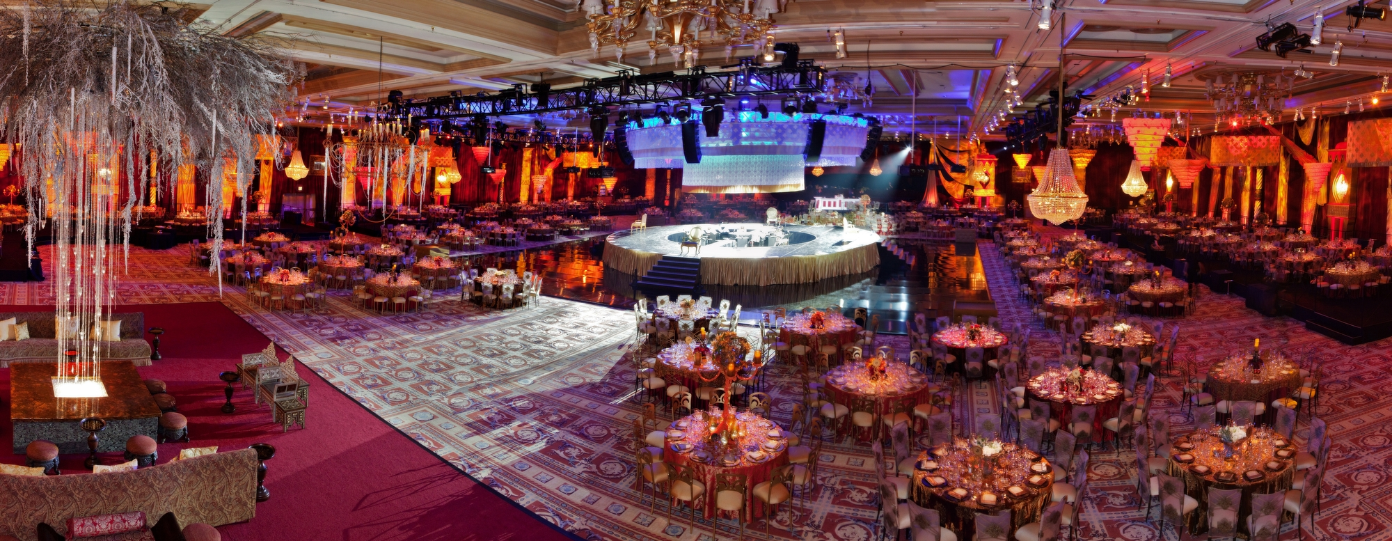 Bellagio Events