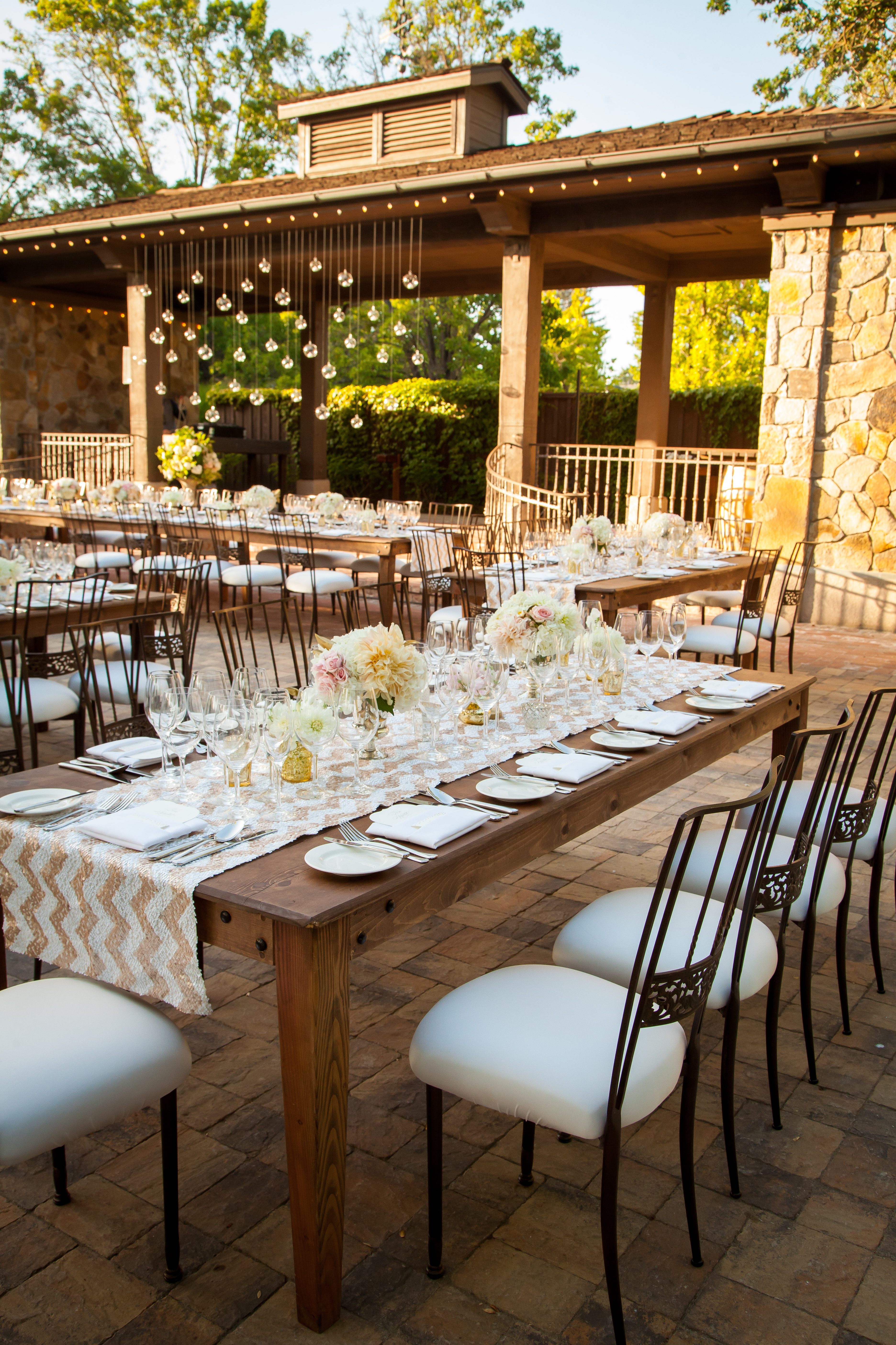 Weddings - Chair Rentals, Chairs Sales by Chameleon Chair Collection