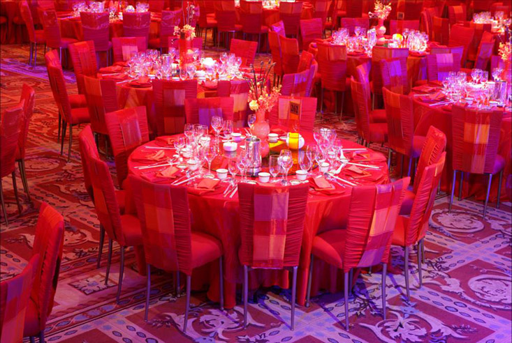 Banquet Halls In Las Vegas For Rent : Chinese new year at bellagio resort produced by mgm mirage events